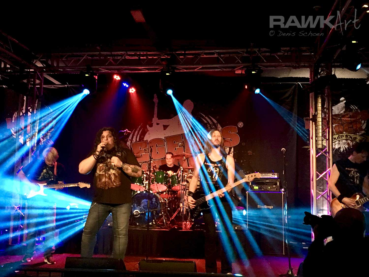 Iron Maiden Tribute - Power Slave at eventcenter Culemborg, Culemborg, The Netherlands