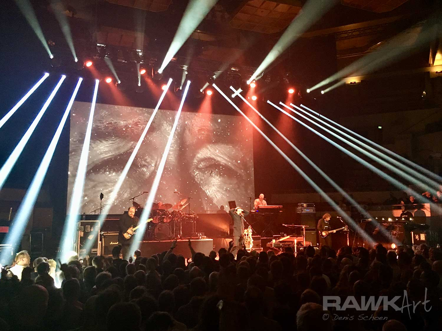 Marillion at TivoliVredenburg Grote Zaal, Utrecht, Netherlands 2016, 2016 World Tour