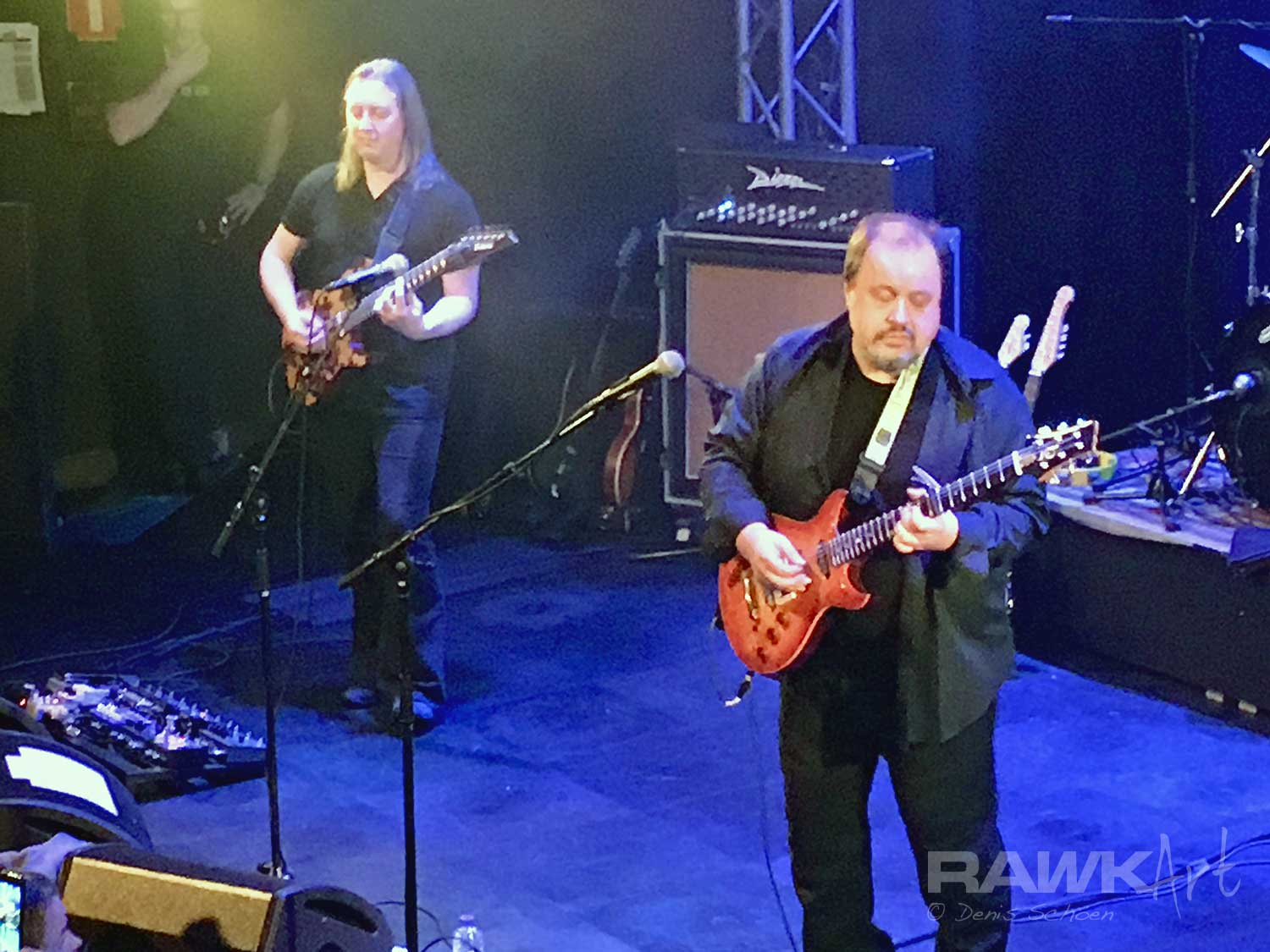 Steve Rothery at De Pul, Uden, Netherlands 2017, Ghosts and Garden Parties