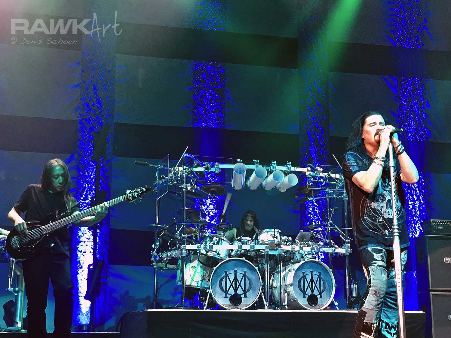 Dream Theater at Poppodium 013, Tilburg, Netherlands 2017, Images, Words & Beyond 25th Anniversary Tour
