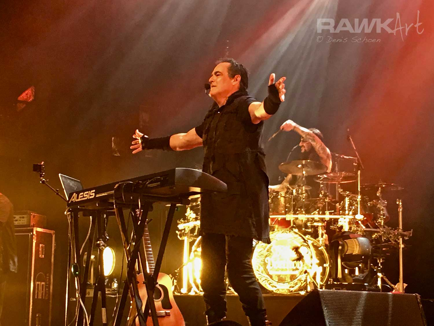The Neal Morse Band at Poppodium 013, Tilburg, Netherlands 2017, The Road Called Home