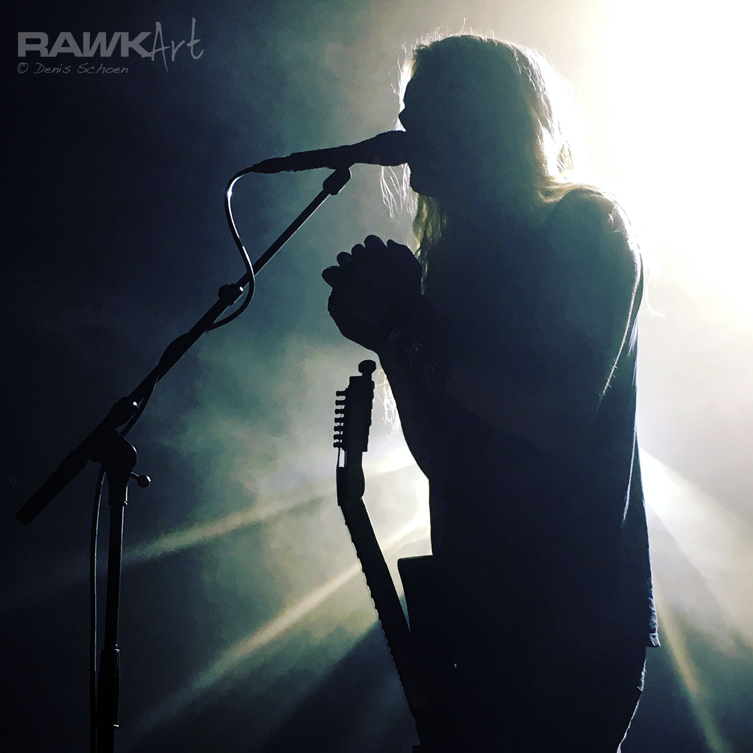 Pain of Salvation at Grenswerk, Venlo, Netherlands 2017, In the Passing Light of Day
