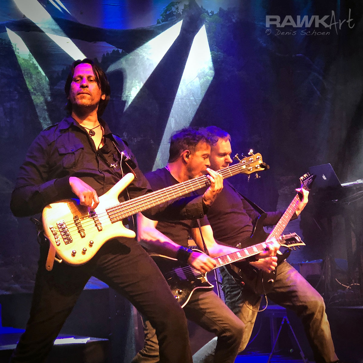 Threshold - De Boerderij, Zoetermeer, Netherlands 2017, Legends of the Shires 2017 Tour