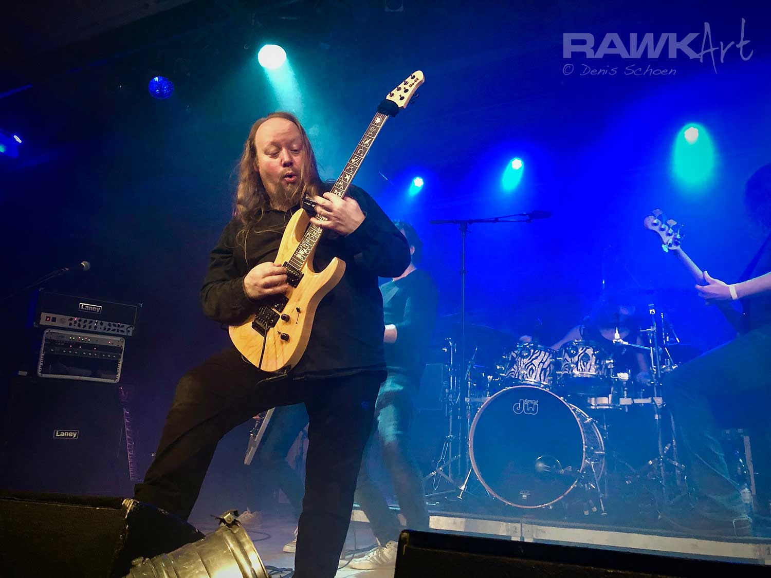Marcel Coenen from the Gary Moore Tribute band during Remember Phil & Gary 2019 | Culemborg Edition