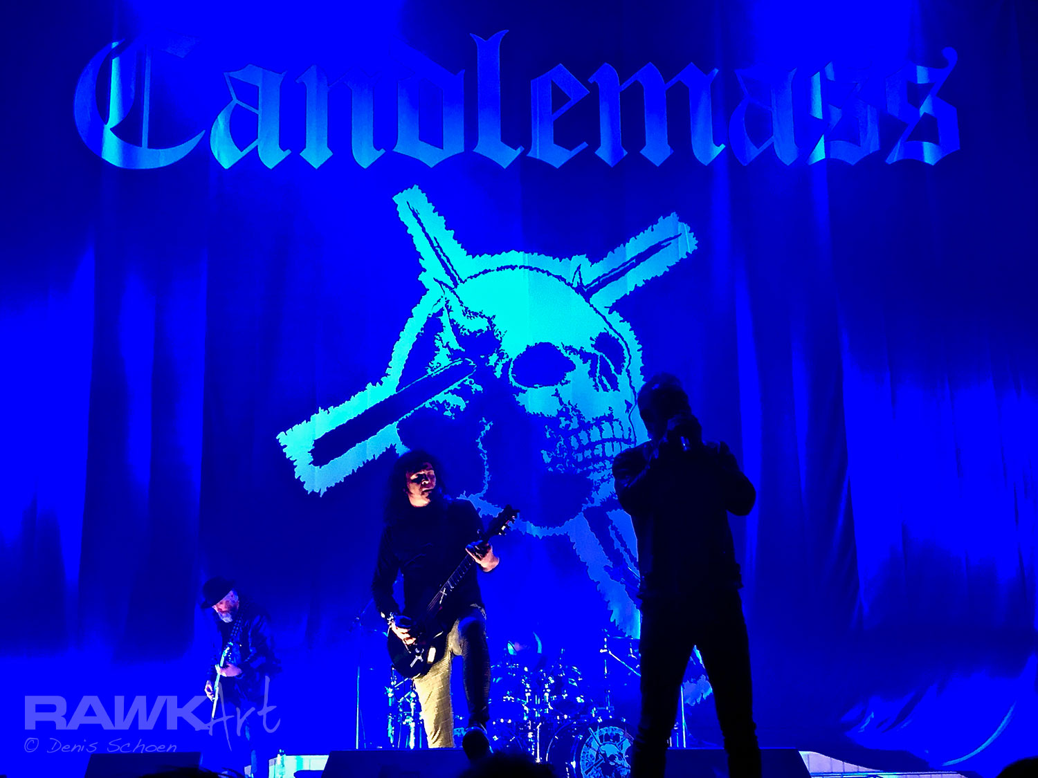 Candlemass at AFAS Live, Amsterdam, Netherlands 2019, A Pale Tour Named Death