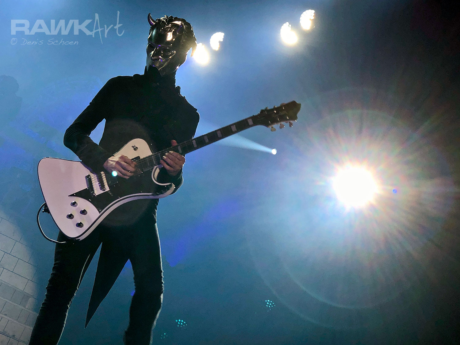 Ghost at RuhrCongress, Bochum, Germany 2019, A Pale Tour Named Death