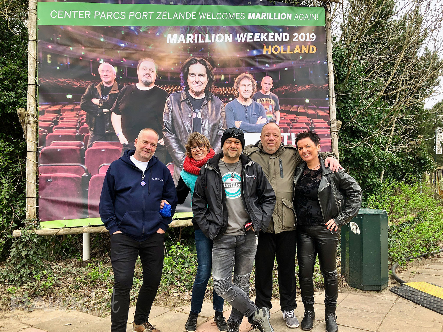 Marillion at Marillion Weekend Convention NL 2019, Marillion Weekend 2019