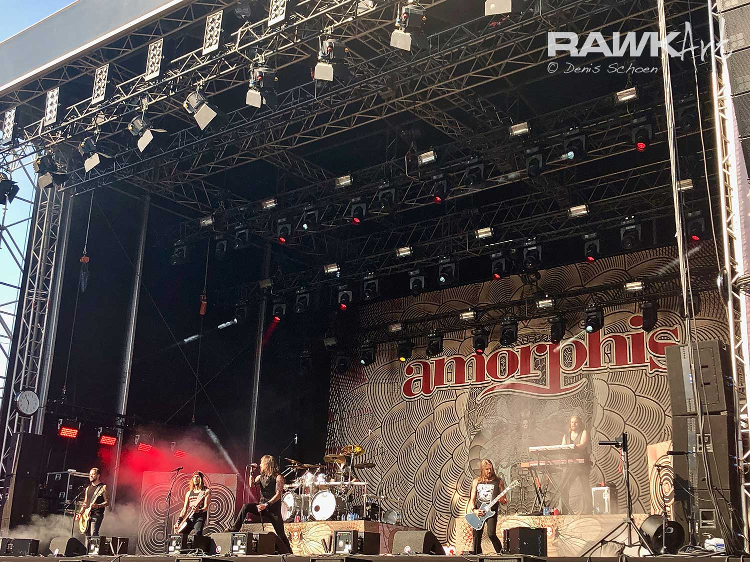 Amorphis at FortaRock 2019