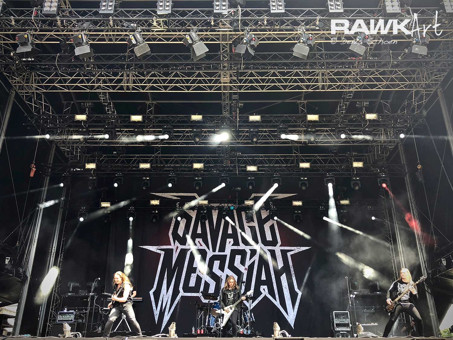 Savage Messiah at FortaRock 2019
