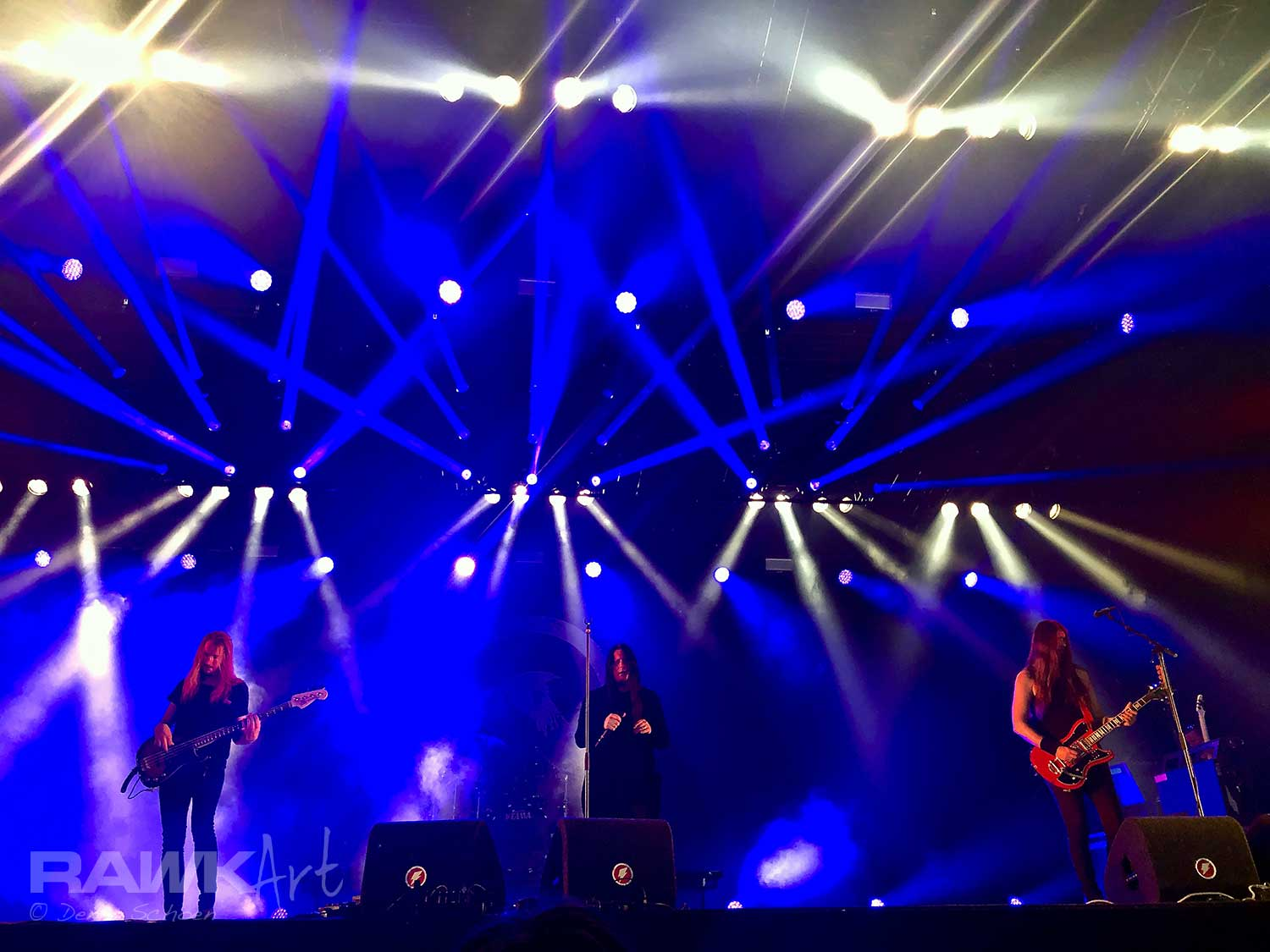 Katatonia at FortaRock 2019