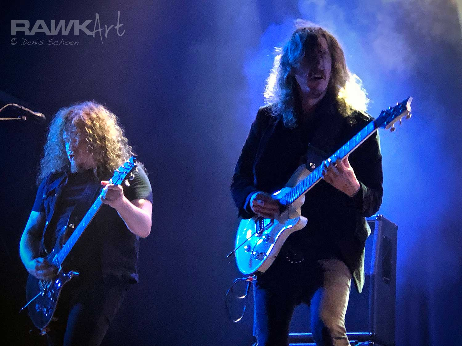 Opeth at Into The Grave 2019