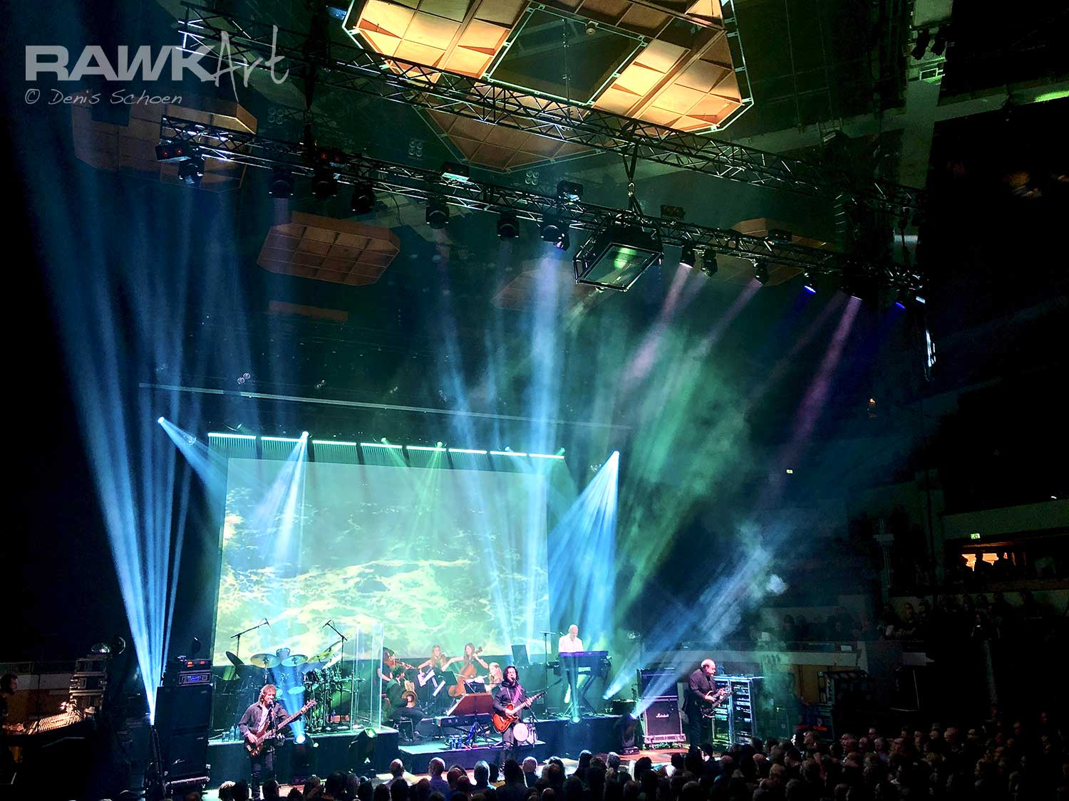 Marillion at TivoliVredenburg Grote Zaal, Utrecht, Netherlands, Marillion With Friends from the Orchestra Live 2019
