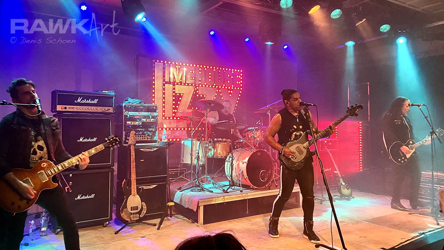 Limehouse Lizzy at De Gelderlandfabriek, Culemborg, Netherlands 2020
