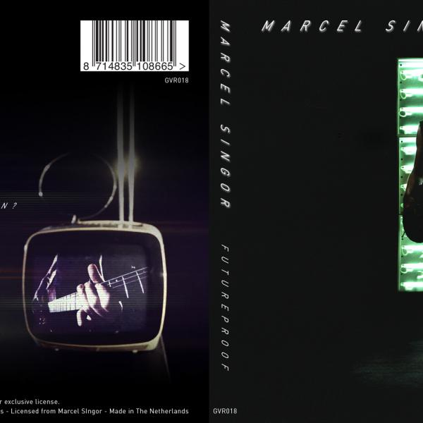 Marcel Singor - Futureproof Digipak