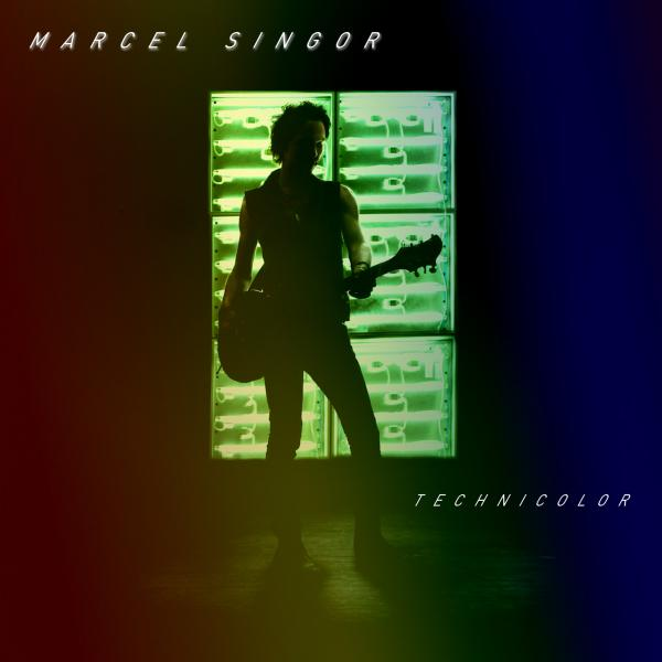 Marcel Singor - Technicolor (single)